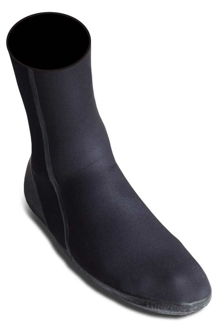"CHAUSSONS SURF WETTY ""BLACK"""