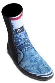"CHAUSSONS SURF WETTY ""VANNES"""