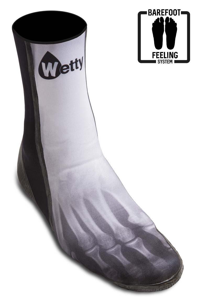 "CHAUSSON SURF WETTY ""SKELETOR"""