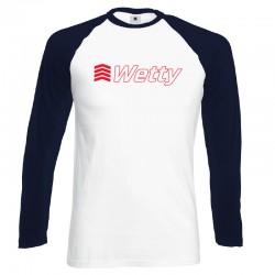 BASEBALL TEE SHIRT WETTY NAVY