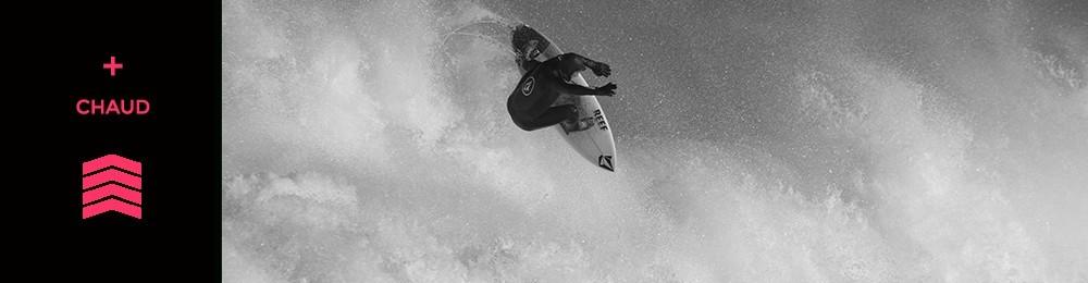 Chaussons Surf Polaire 5 et 7 mm Wetty : les meilleurs du marché